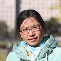 刘寒化 Hannah Liu